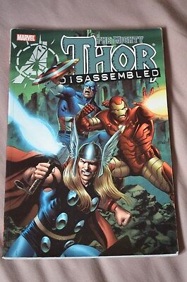 Marvel Comics - The Mighty Thor: Disassembled (Ragnarok) Graphic Novel