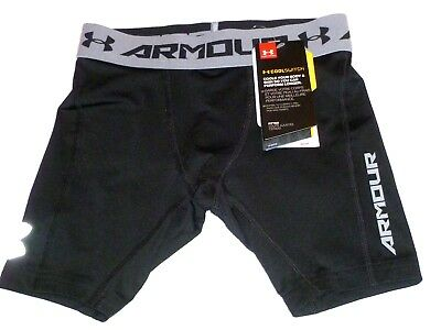 NWT UNDER ARMOUR BOYS's YXS COOL SWITCH FITTED SHORTS, 1271879, $29.99