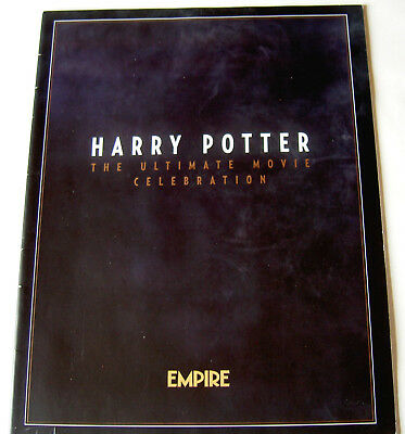 Empire HARRY POTTER The Ultimate Movie Celebration Supplement 36 pages