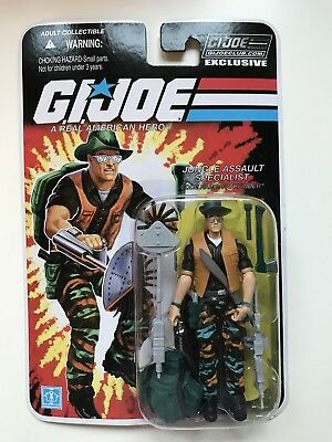 2016 GI JOE Collector's Club Exclusives PATHFINDER (V3) *NEU/OVP*
