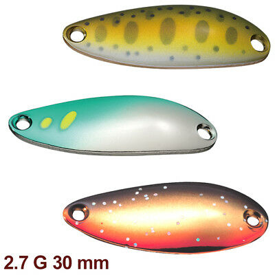 Smith Pure 2.7 g trout spoon various color