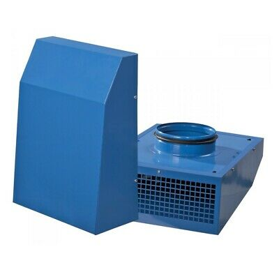 Industry Exterior Wall Fan BIS 710 M³/H ø100 - 200 VCN Vents