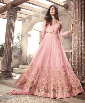 Anarkali Indian Bollywood Wedding Party Wear Bollywood Pakistani