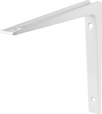 "Dolle Aluminum Console Purist ""Diecast 300x200 White Shelf Holder Pad to 100 kg"
