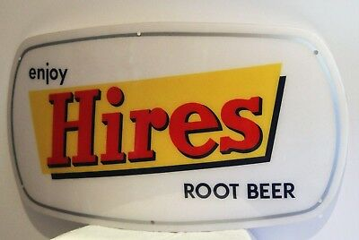 Hires Barrel Sign