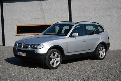 BMW X3 3.0i 231ch Steptronic Luxe