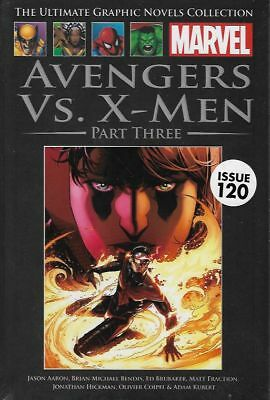 Marvel Ultimate Graphic Novels Collection Avengers Vs X-Men Part Three