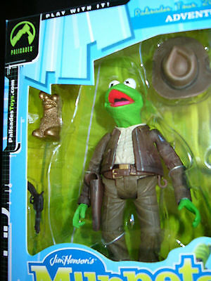 Palisades Toys  - The Muppet Show - Adventure - Kermit