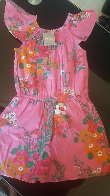 next girls playsuit brand new with tags aged 6