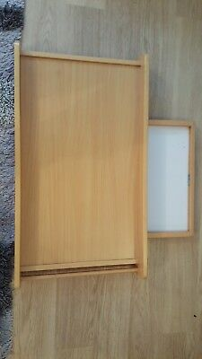 Baby Changing Board Toddler Wood Cot Top Changer And Mat
