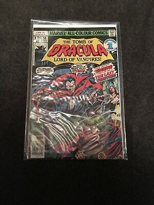 The Tomb of Dracula Lord of Vampires #59 - Comic - Marvel