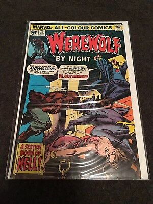Werewolf by Night #29 - Comic - Marvel