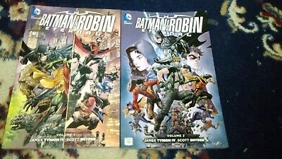 Batman Eternal Paperback Volume 1 And 2