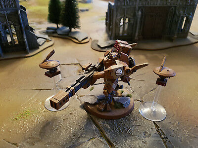 Tau Empire XV88 Broadside Battlesuit - bemalt  - Warhammer 40k
