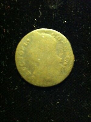 1787 Connecticut Colonial Copper, Bust Left, Variety Unknown