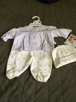 Preemie Girl Outfit