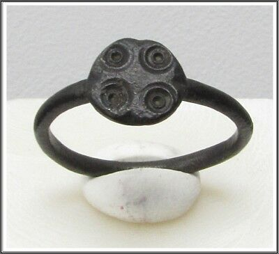 **IRON AGE** Ancient Legionary Bronze CELTIC Ring 800–450 BC