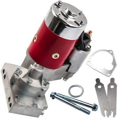 for Chevy V8 3HP High Torque Mini Starter 153 or 168 Tooth 18493 S13-65C