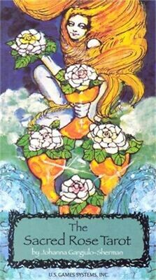 The Sacred Rose Tarot [With Instruction Booklet] (Mixed Media Product)