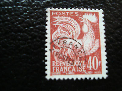 FRANCE - stamp yvert and tellier preo n° 116 (without gum) (A15) french (A)