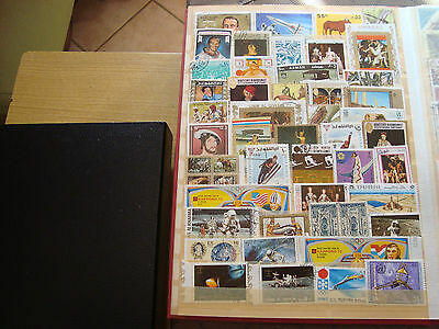 MIDDLE EAST - 46 stamps canceled (all state) stamp
