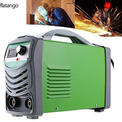 Portable Gasless MIG Welder Welding Electric Handheld Mini Machine 160A 220V