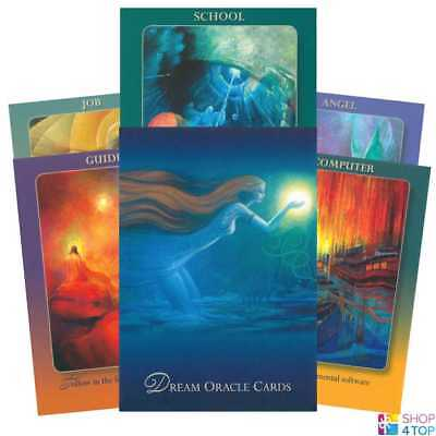 Dream Oracle Cards Deck  Esoteric Telling Us Games Systems New