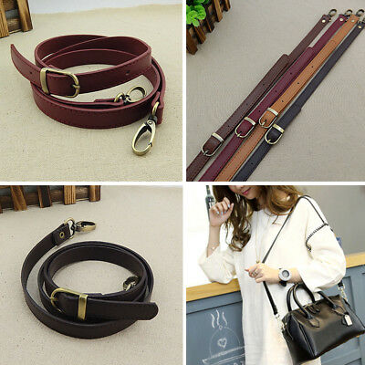 Diy Adjule Bag Shoulder Strap Crossbody Leather Replacement For Handbag