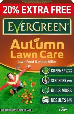 EverGreen Autumn Lawn Care In Various Sizes