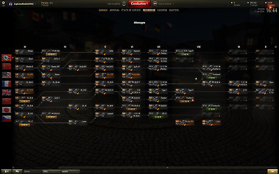 WOT World Of Tanks ( Research ANY TIER TANK I-X)