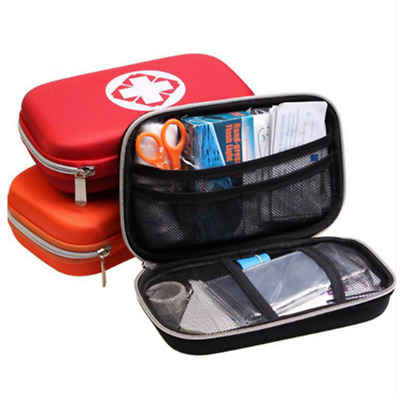 Portable EVA Travel Medicine Storage Bag First Aid Emergence Medical Case