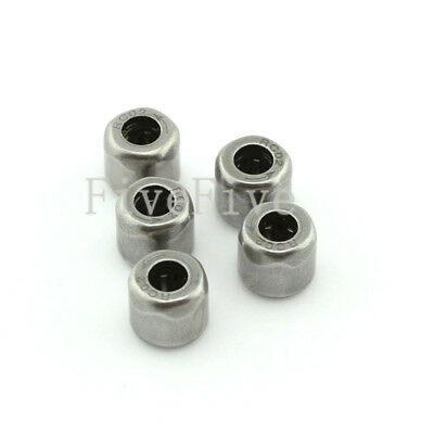 "10Pcs RC02 One Way Needle Bearing//Clutch 1//8/""x 9//32/""x 0.236/"""