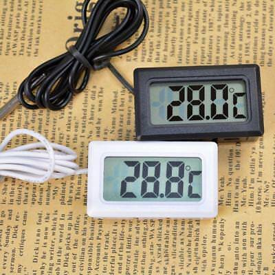 Thermometer digital Temperatur Messer Termometer Aquarium Home Garden Decor