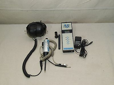 SDT 101 Ultrasonic Leak Detector Kit with contact probe - Used