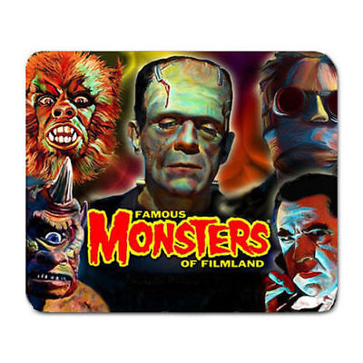 Monsters Large Mousepad Mouse Pad Great Gift Idea