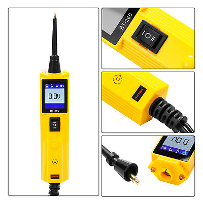 Autool BT260 Electrical System LED Automotive Circuit Tester Diagnostic Tool