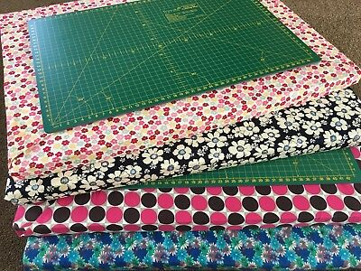 QUILTERS CUTTING & IRONING MAT Large Size Lots of Designs