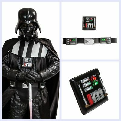 Darth Vader Gürtel Brust Star Wars Cosplay Kostüm Requisiten LED Lichter
