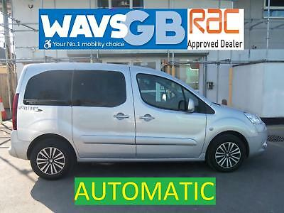 Peugeot Partner 1.6HDi Auto Mobility Wheelchair Access Vehicle Disabled WAV