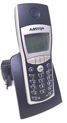 Aastra Mitel 142d Detewe Openphone 27 Combiné & Chargeur Top comme Neuf