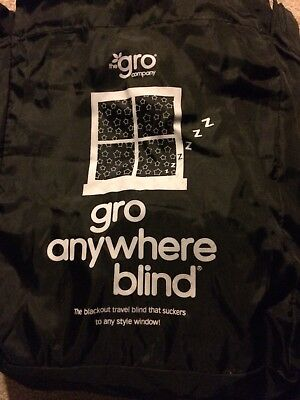 Gro Anywhere Travel Blackout Blind 200x130cm