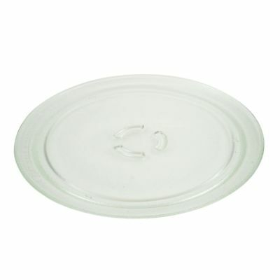 4393799 Microwave Glass Tray Plate For Whirlpool PS373741 AP3130793 4393751