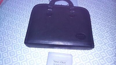 Leather Portfolio Case for Jehovah's Witnesses' Ministry