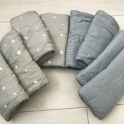 Mamas And Papas Boys Bumpers Bumpsters (8 Pack) - RRP £45