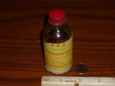 Vge 1923? Flapper Girl Virginia Dare Co. B&C Cinnamon Flavoring Extract Brooklyn
