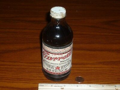Vge 1923? Garrett's Three Star Essence: Virginia Dare Flavoring Extract Brooklyn