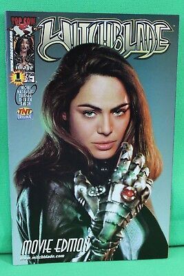 Witchblade #1 Movie Edition Photo Cover Top Cow Comic Image Comics F/VF