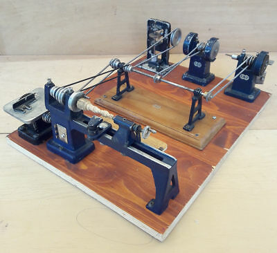 Ekt - E.k.t - Antriebsmodelle Fur Dampfmaschine - Drive Models For Steam Engines