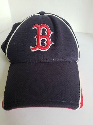 best sneakers 457ef e1816 ... classic 39thirty flex hat 6f353 8bc40  where to buy new era 39thirty  boston red sox official batting practice mens mlb cap sz