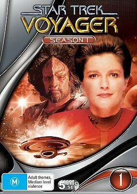 Star Trek Voyager Season 1 DVD Region 4 NEW